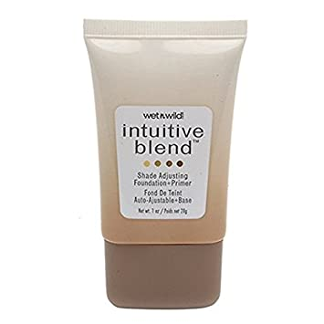 Wet n Wild Intuitive Blend Foundation + Primer, Shade Adjusting, Tan 178, 1