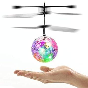 Lispeed - Pelota voladora por radiocontrol (helicóptero de ...