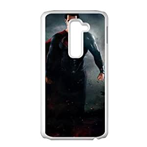 LG G2 Phone Cases White Superman ECJ4541233