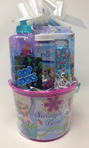 Elsa Frozen Girls Easter Basket ()