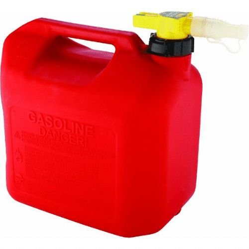 spill proof gas can - 2
