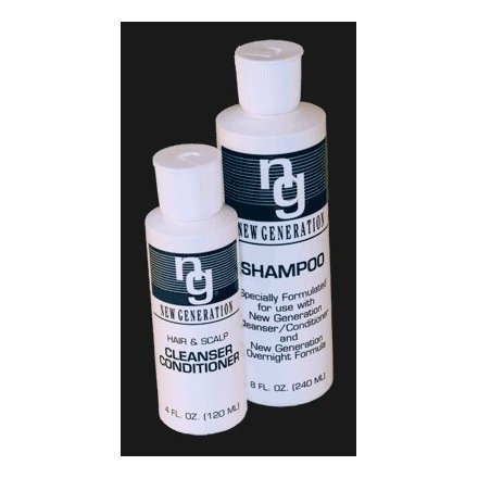 2-Piece Set - New Generation Original Shampoo, Cleanser/Conditioner - Helps to Control Hair Loss and Thinning Hair