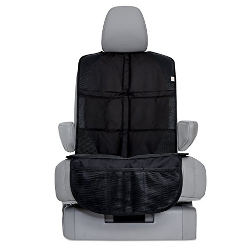 car seat protector seat cover mat for under car seat covers entire seat premium durable. Black Bedroom Furniture Sets. Home Design Ideas