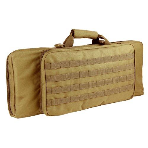 Condor Rifle Case (Tan, 28 x 12 x 3-Inch) - Rifle Plate Carrier