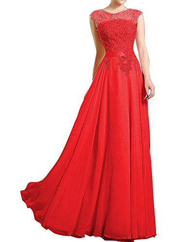 Beading Dress Lace High Prom HONGFUYU Gown Evening Gorgeous S4red Line A Neck qp76048