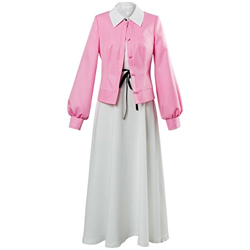Ya-cos Fate Stay Night Heavens Feel Sakura Matou Cosplay Costume Outfit Dress Gown Suit