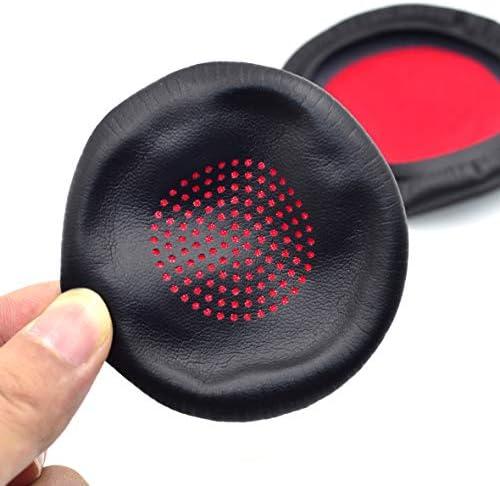 almohadillas de repuesto para accesorios de protecci/ón de auriculares coj/ín Huiingwen 1 par de almohadillas de repuesto compatibles con Voyager Focus UC B825 auriculares
