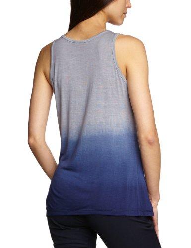 Apriori - Camiseta sin mangas para mujer Azul 708