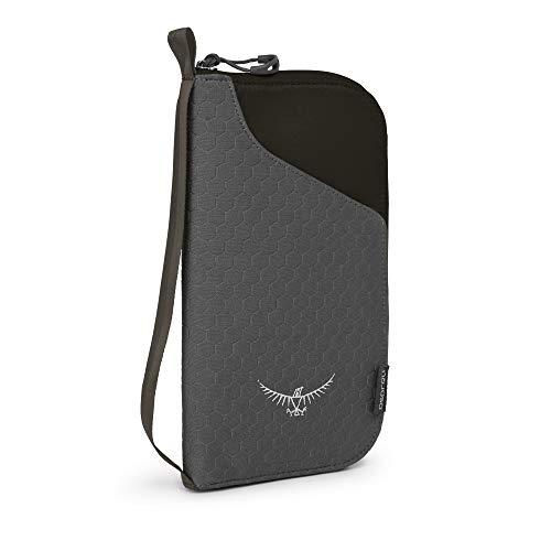 Osprey Packs Document Zip, Black, One Size