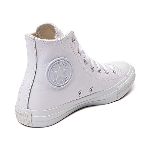 Lace up Taylor D 5 Hi white Converse m 34 Allstar Speciality Eu Bianco Youth Chuck Mono wEq40Y