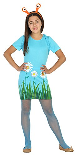 Atosa 22178 Snail Girl Costume, Ages 4-5 ()