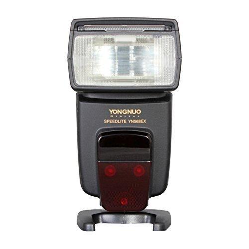 Price comparison product image YONGNUO TTL Flash Unit Speedlite YN568EX YN-568EX with High Speed Sync 1 / 8000 for Nikon Digital Camera