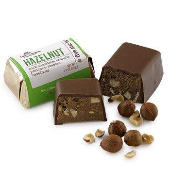 Lake Champlain Chocolates Hazelnut Five Star Bar, 1.8 Ounces (Star Chocolate Bar)