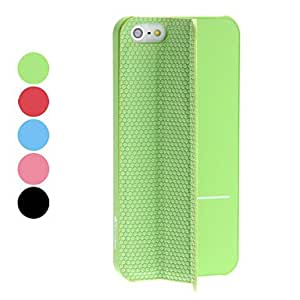 Buy Guoer Detachable Hard Care with Stand for iPhone 5/5S (Assorted Colors) , Green