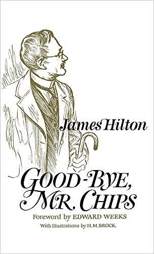 Mr Chips Novel In Ebook