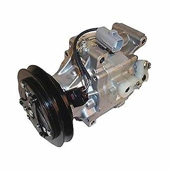 6A671-97110 - Compresor de aire acondicionado para Kubota Massey Ferguson AGCO L3540: Amazon.es: Amazon.es