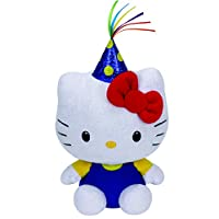 Ty 98711 Peluche Chico Hello Kitty, 12cm