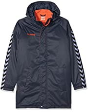 hummel Niños AUTH. Charge Estadio Jacket Chaqueta