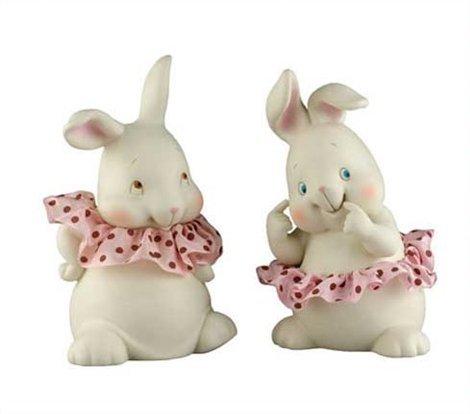 Dept 56 Dottie Shy Bunny Large