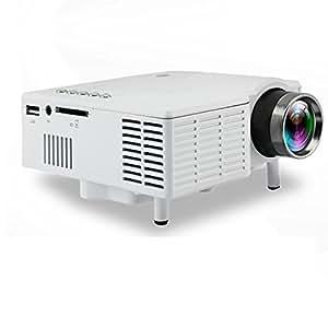 Amazon.com: LightInTheBox Mini HD Home LED Projector 320240 400LM , Super Bright LED Technology ...