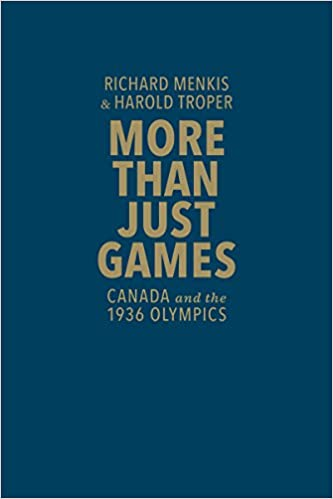 Téléchargements PDF pour les livres More than Just Games: Canada and the 1936 Olympics by Richard Menkis PDF