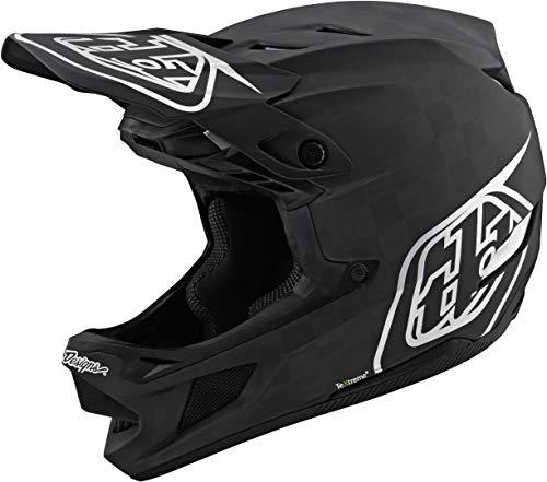 Troy Lee Designs D4 Carbon Stealth BMX helm