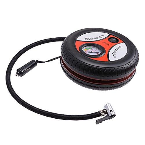 AGPtek 260PSI portátil 12 V coche automático neumático ...
