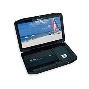 memorex 10 2 inch portable dvd player electronics. Black Bedroom Furniture Sets. Home Design Ideas