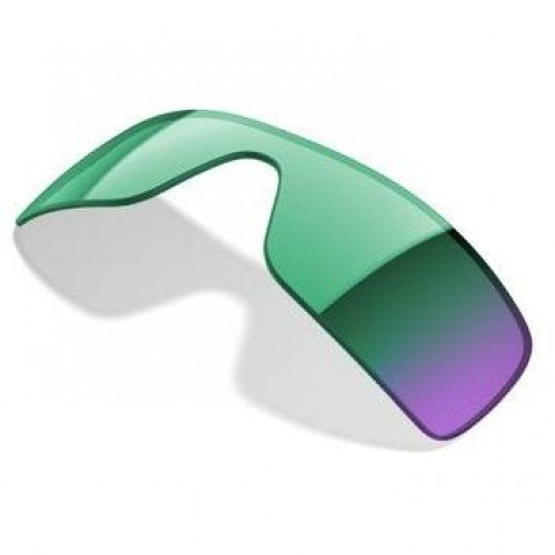Oakley 41-854 Batwolf Replacement Lens Kit Jade Iridium