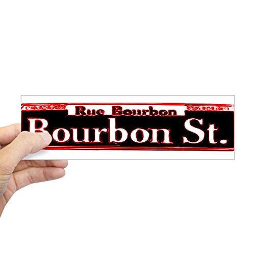 Street Rectangle Magnet - CafePress Bumper Sticker 10