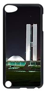iPod 5 Case Congresso Nacional PC Custom iPod 5 Case Cover Black