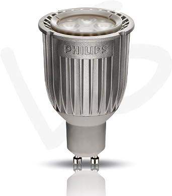 philips led gu10 7w 50w par16 40d 3000k 240v dimmable lamp lighting. Black Bedroom Furniture Sets. Home Design Ideas