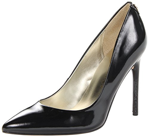 Ivanka Trump Women's Kayden Pump, Black Patent, 8.5 Medium US