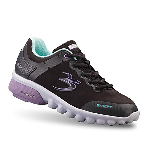 Gravity Defyer Women's G-Defy Gamma-Ray Black Purple for sale  Delivered anywhere in USA