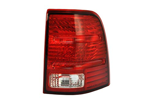 Passenger Side Taillight Tail Light Lamp for 2002-2005 Ford Explorer (excluding Sport Model) FO2801159 1L2Z13404AA