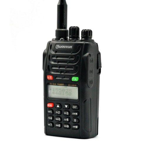 WOUXUN KG-UVD1P 136-174 / 400-470MHz Radio Handheld Transceiver by Wouxun