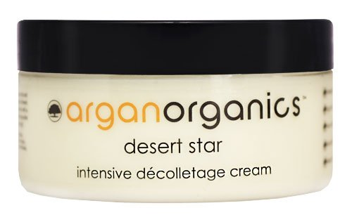 Arganorganics Bust Firming and Neck Cream, 100 ml (Decolletage Lifting Cream)