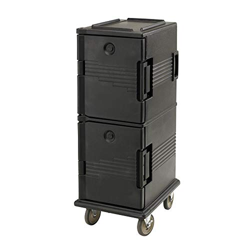 Cambro (UPC800110) Front-Load Food Pan Hold & Transport Cart - Ultra ()