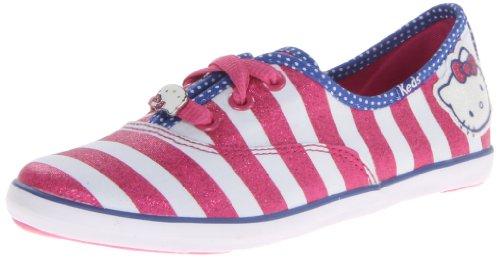 9f52c19f206 Keds Hello Kitty Champion K Sneaker (Little Kid Big Kid)