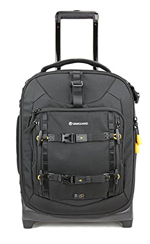 Vanguard Alta Fly 48T Trolley Camera Bag  Black