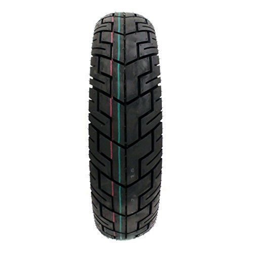 Tire 90/90-18 Sport Touring Cruiser Motorcycle Tire - Tubetype (P47) by MMG (Image #1)