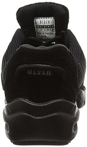 Bloch Boost DRT Mesh, Zapatillas de Deporte Exterior para Mujer, Negro (Negro), 35 EU