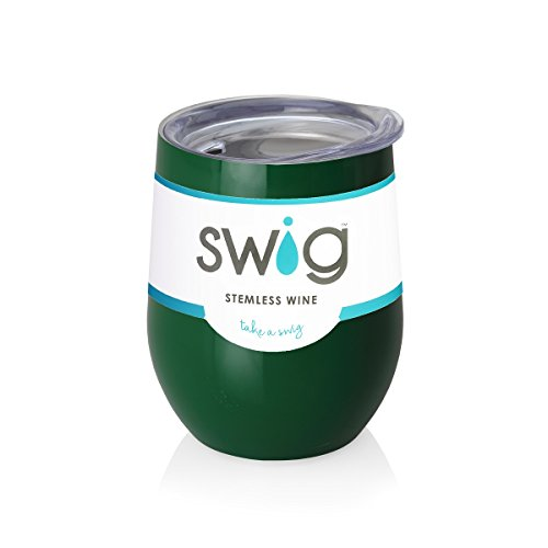 Occasionally Made Swig Wine Cup (Green)