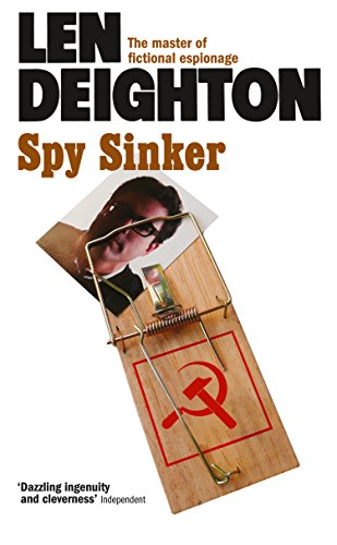 Spy Sinker by Len Deighton