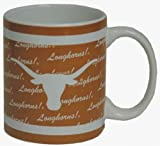 Game Day Outfitters NCAA Texas Longhorns Mug Ceramic