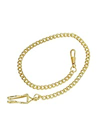 Color Gold Pocket Watch Replacement Waist Chain