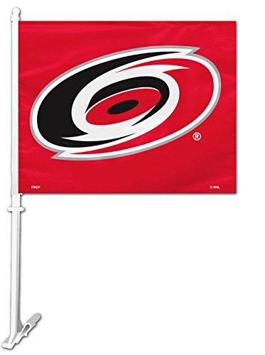 - Carolina Hurricanes - NHL Car Flag