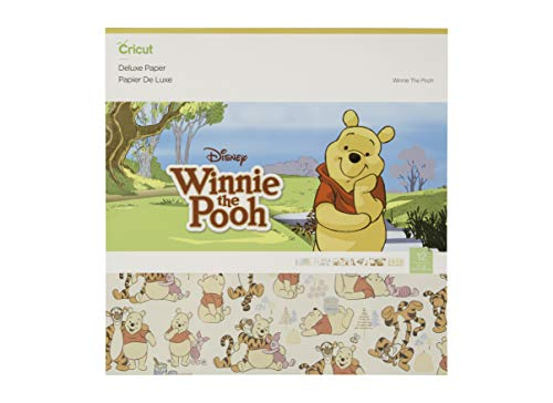 Cricut Deluxe Paper, Winnie The Poo