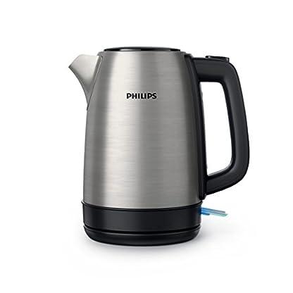 Philips HD9350/90 Wasserkocher (2200 Watt, 1.7 Liter, Edelstahl)[Energieklasse A+++] 2