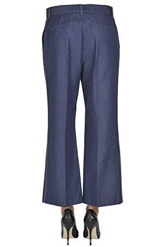 MCGLDNM03022E Jeans Bleu Msgm Denim Femme 4w75xSq